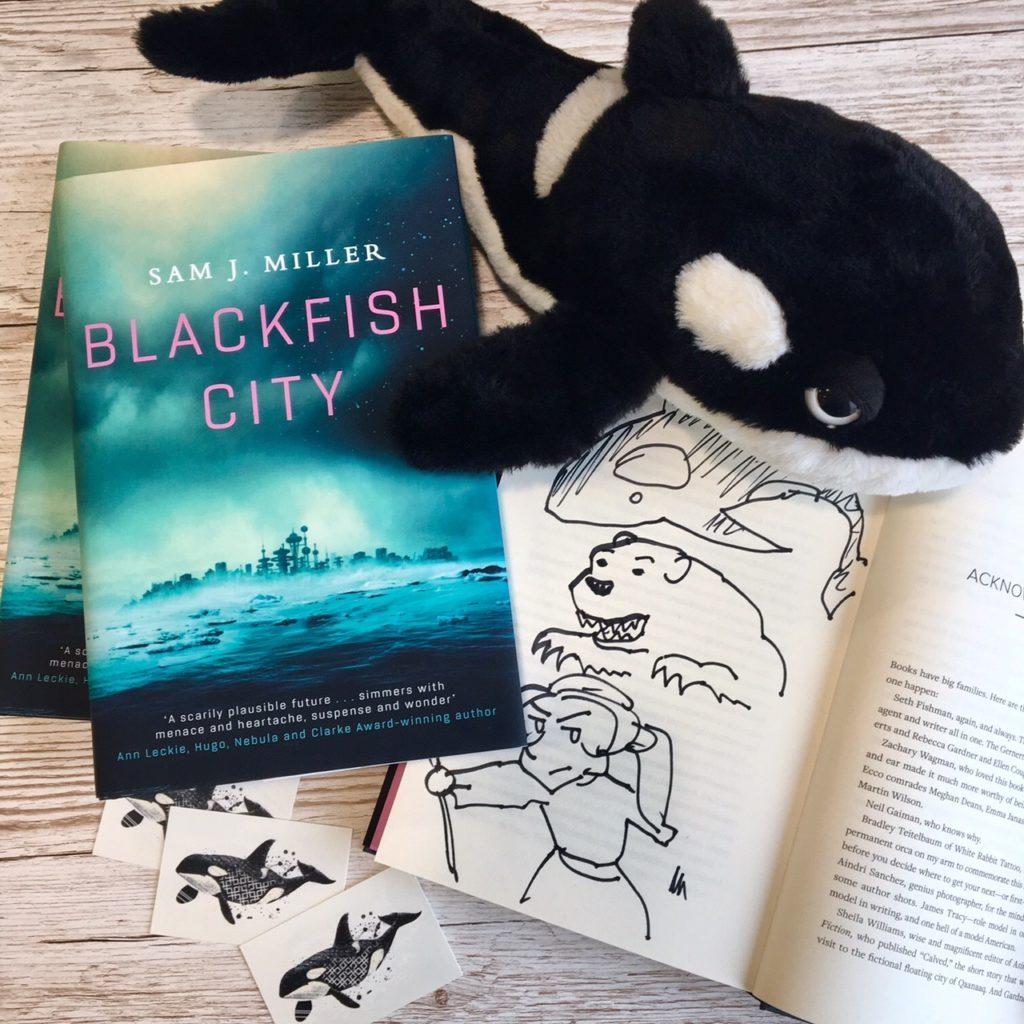 Blackfish City Loot